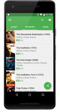 YIFY movie download   app screenshot 3
