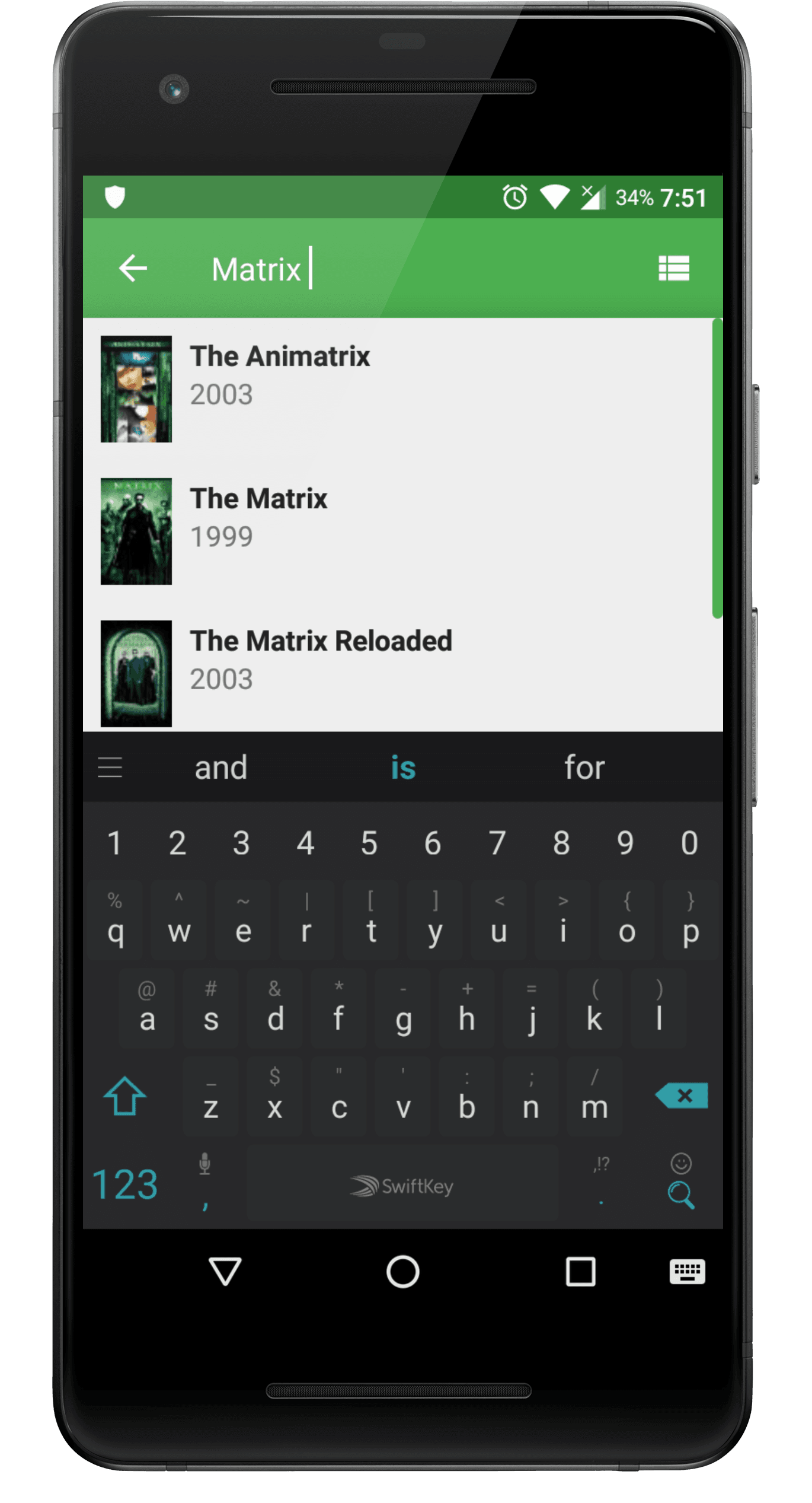 YIFY Movies Browser - Android App